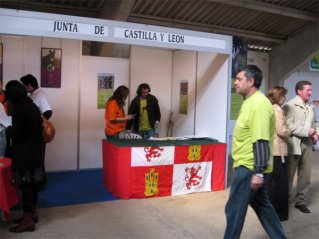 Nationaler Zuchtkongress der Zamorano Leonesa in San Vitero