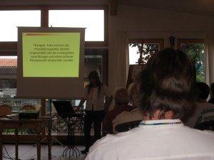 Die Arche Alfsee bietet Vorträge zu verschiedenen Themen an