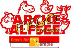 Logo der  Ergotherapiepraxis in der Arche Alfsee